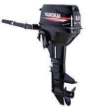 Лодочный мотор HANGKAI 9.8 лс, фото 2