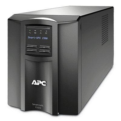 Источник бесперебойного питания UPS APC Smart (SMT1500I)