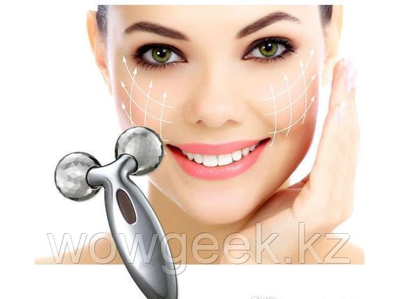 Массажер для лица и тела 3D Лифтинг