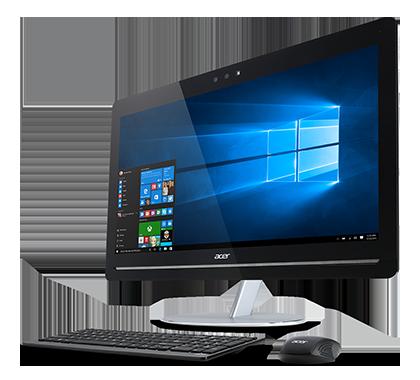 Моноблок Acer/Aspire U5-710/Core i7/6700T/2,8 GHz/8 Gb/2000 Gb/DVD+/-RW/GeForce/940m/2 Gb/Windows 10/Home/64/