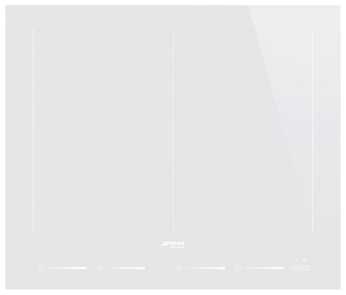 Встраиваемая индукционная поверхность Smeg SIM662DW