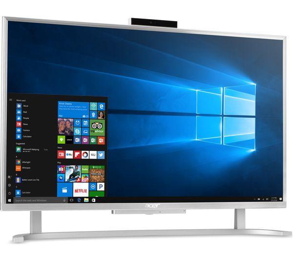Моноблок Acer Aspire C24-760 (DQ.B8XMC.003)
