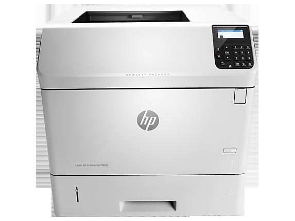 HP LaserJet Enterprise M605n Printer (A4)