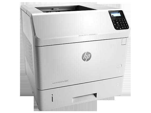HP LaserJet Enterprise M606dn Printer (A4)