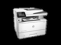 МФУ HP LaserJet Pro M426fdn B (Лазерный A4 Монохромный (черно - белый) USB Ethernet Планшетный) F6W14A