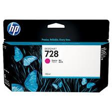 Струйный картридж HP 728 (Оригинальный, Пурпурный - Magenta) F9J66A
