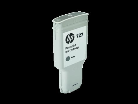 Струйный картридж HP 727 (Оригинальный, Серый - Grey) F9J80A