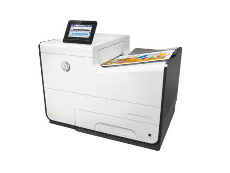 HP PageWide Ent Color 556dn Prntr (A4)