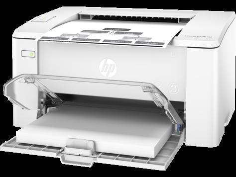 Принтер HP LaserJet Pro M102a B (А4, Лазерный, Монохромный (черно - белый), USB) G3Q34A