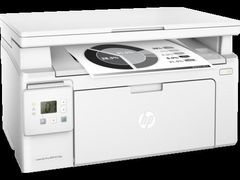 МФУ HP LaserJet Pro M130a B (Лазерный A4 Монохромный (черно - белый) USB Планшетный) G3Q57A