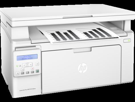 МФУ HP LaserJet Pro M130nw B (Лазерный A4 Монохромный (черно - белый) USB Ethernet Wi-fi Планшетный) G3Q58A