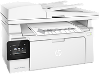МФУ HP LaserJet Pro MFP M130fw (Лазерный A4 Монохромный (черно - белый) USB Ethernet Wi-fi Планшетный) G3Q60A