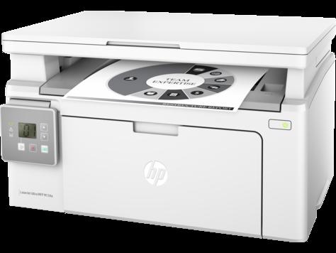 МФУ HP LaserJet Ultra MFP M134a B (Лазерный A4 Монохромный (черно - белый) USB Планшетный) G3Q66A
