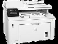 МФУ HP LaserJet Pro MFP M227fdw B (Лазерный A4 Монохромный (черно - белый)USB Ethernet Wi-fi Планшетный)G3Q75A