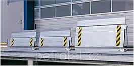 Откидные перегрузочные аллюминиевые мосты PA52