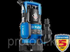 Насос Т3 погружной, ЗУБР Профессионал, дренаж. для грязной воды (d частиц до 35мм), 400Вт