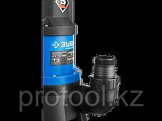 Насос Т3 погружной, ЗУБР Профессионал, дренаж. для грязной воды (d частиц до 35мм), 1300Вт, фото 3