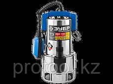 Насос Т3 погружной, ЗУБР Профессионал, дренажный для грязной воды (d частиц до 35мм), 750Вт, 220л, фото 3