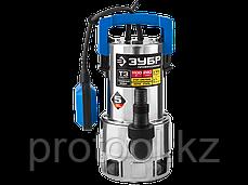 Насос Т3 погружной, ЗУБР Профессионал, дренажн для грязн воды (d частиц до 35мм), 1100Вт, 280л/м, фото 2