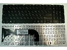 Клавиатура для ноутбука HP Pavilion M6-1000, RU, черная