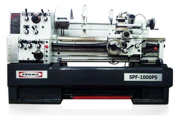 Универсальный токарный станок SPF-1000PS с УЦИ Proma