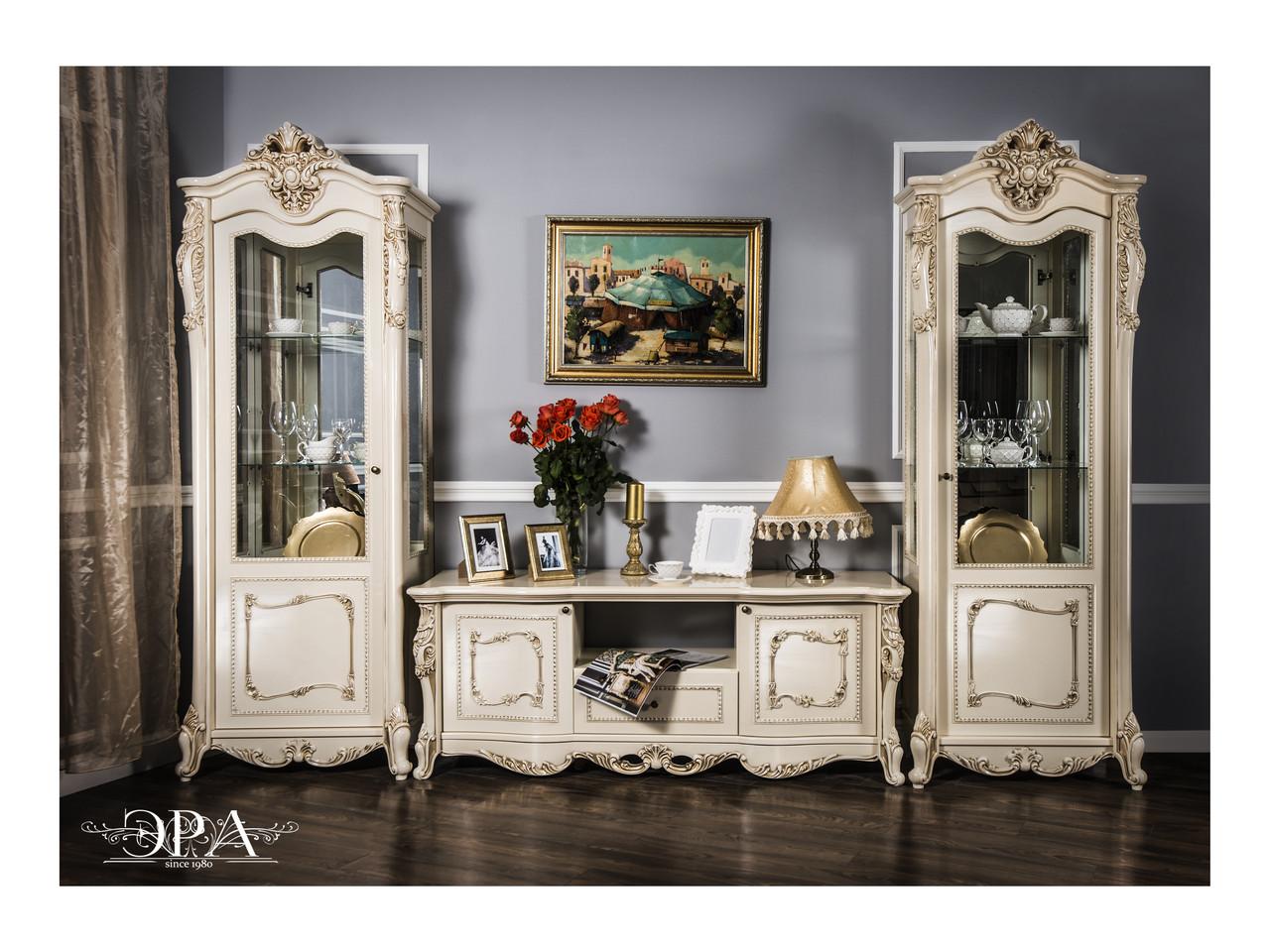 ДЖОКОНДА, гостиная мебель, крем