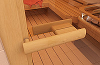 Замок-ролик на дверь для сауны