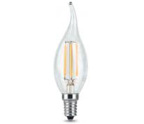 Лампа Gauss LED Filament Candle 5W E14 2700K 1/10/50