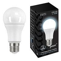 Лампа Gauss LED 10W E27 2700K 1/40
