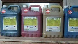 Краска FLORA Ink solvent