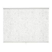 Рулонная  штора, ЛИСЕЛОТТ белый ИКЕА IKEA, фото 1