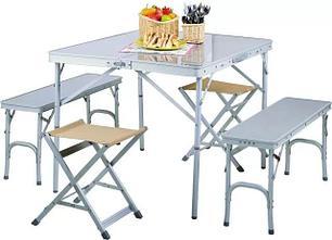 Раскладные стулья, столы, скамейки