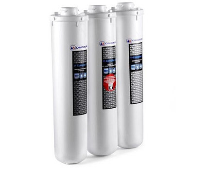 Комплект сменных модулей для водоочистителей Pure Drop 1.0 (4998003)