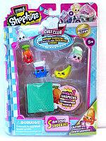 Shopkins, Шопкинс (6 сезон) 5 игрушек в упаковке (Марковка и Мука)