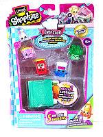 Shopkins, Шопкинс (6 сезон) 5 игрушек в упаковке (Лапшичка и Томатик)