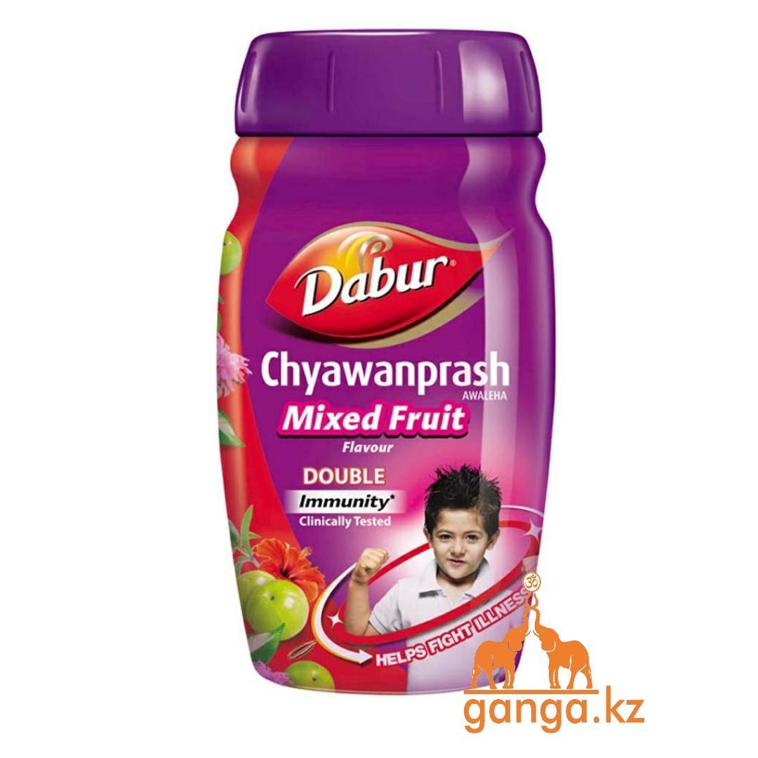 Чаванпраш Фруктовый Микс (Chyawanrash Mixed Fruit DABUR), 1 кг.