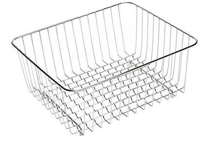 Корзина Omoikiri CO-01-IN для кухонной мойки (4999001) нержавеющая сталь