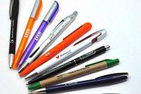 Нанесение логотипа на ручки. УФ (UV) печать на ручках., фото 1