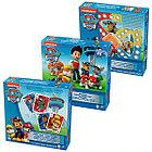 Щенячий Патруль 3-в-1 - игра с кубиком и фишками + пазл + игровые карты, фото 2