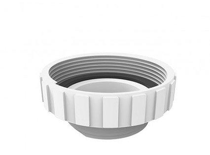 Пластиковое кольцо с резьбой Omoikiri S-02 (4996120) для сверхплоского сифона