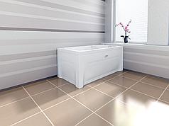 Акриловая гидромассажная ванна ЛИРА 150*75 см. Москва. Россия