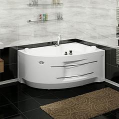 Акриловая гидромассажная ванна ИРМА 2, 150*97 см. Москва. Россия
