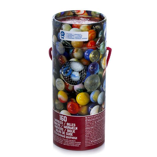 Настольная игра 160 шариков Марблз