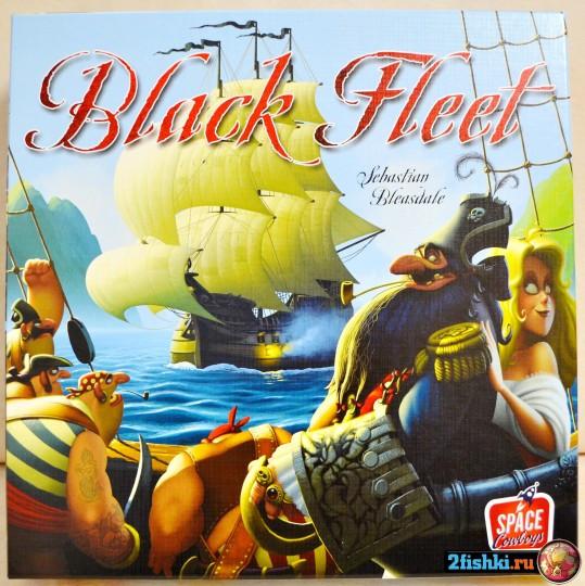 Настольная игра Черный Флот