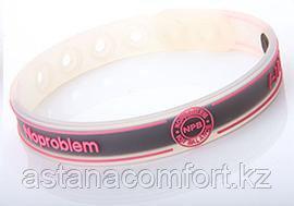 Турмалиновый браслет Noproblem Ion Balance, лечебно-энергетический