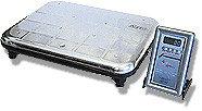 Весы бытовые ВЭУ-150-50/100-ДА до 150 кг (малая платформа)