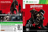 Wolfenstein: The New Order [4dvd]