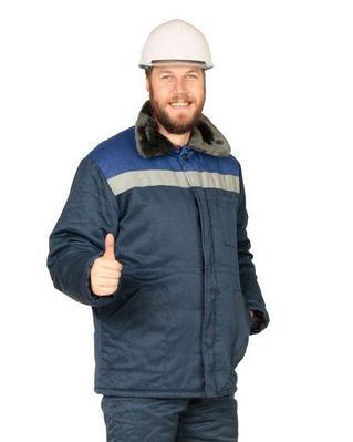 Куртка рабочая утепленная «Бригадир»