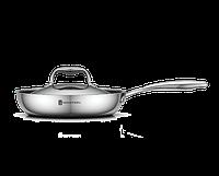 Haru - Сотейник 24 см, 2,3 л +