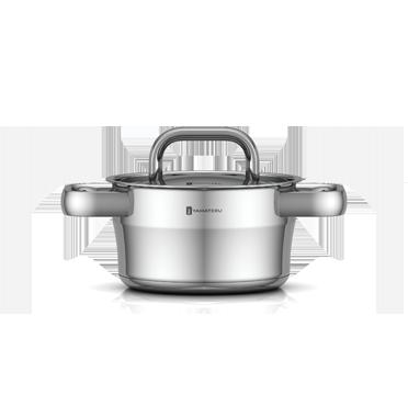 Hoshi - Кастрюля 16 см, 1,7 л +